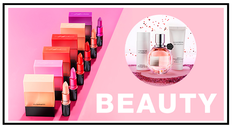 Macy's ~  Beauty Sale & Clearance  + Free shipping and returns on any beauty order
