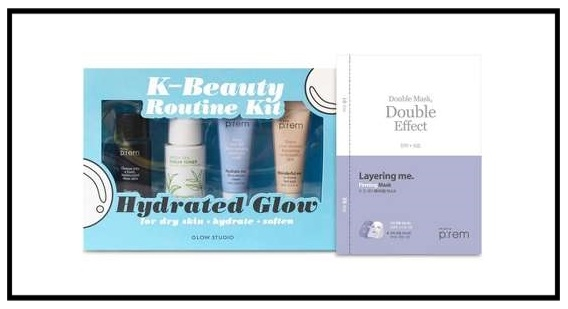 Target ~  20% off Glow Studio items  Reg: $4.99 - $29.99 Now: $3.99 - $23.99 + Free shipping with $35 order (Korean skincare is all the rage in beauty!)