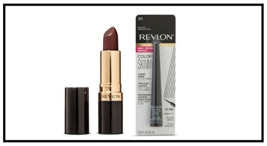 Target ~  20% off Select Revlon Cosmetics  (Ends 10/21) + Free shipping with $35 order