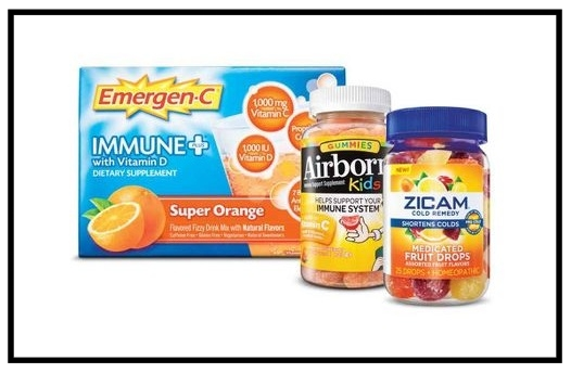 Target ~ $5 Gift Card when you buy 2 select Airborne, Emergen-C, Zicam, Centrum & Caltrate supplement, and vitamin health care items  (Ends 10/21/2017 at 11:59 pm PT.) + Free shipping with $35 order