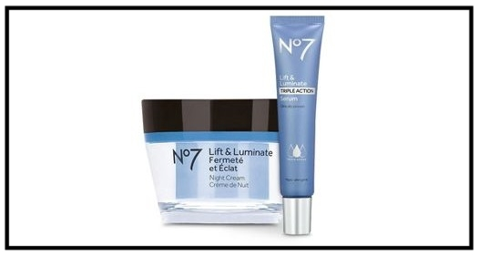 Target  ~ Save 15% on select No7 facial skin care beauty items (Discount applied in cart at checkout Ends 11/28 at 11:59pm PT) + Free shipping