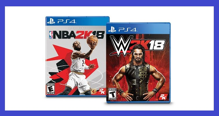 Target ~  Up to $20 Off of Select Video Games  + Free shipping with $25 order
