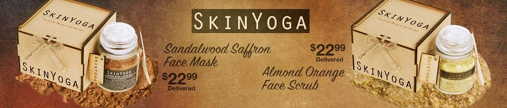Costco  (No membership needed) ~  SkinYoga Sandalwood Saffron Face Mask $22.99 and SkinYoga Almond Orange Face Scrub $22.99  + Free shipping
