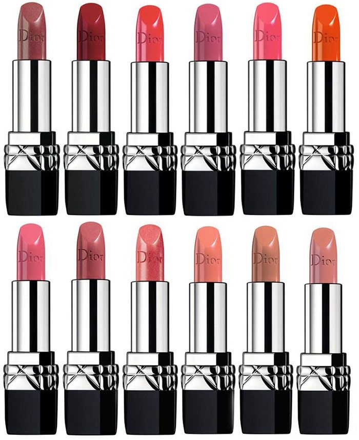 Costco ~ Member Only Item ~  Christian Dior Rouge Dior Couture Colour  $26.99 (5 Shades to choose from) + Free shipping (It's $35 at  Neiman Marcus )