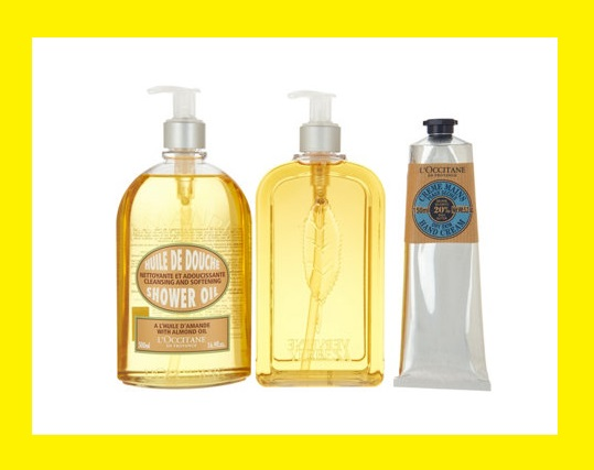 QVC ~  L'Occitane Super-size Shower Gel & Hand Cream Trio   If Sold Separately: $111.00  QVC PRICE: $72.50  FEATURED PRICE: $65.98  + S&H: $3.00