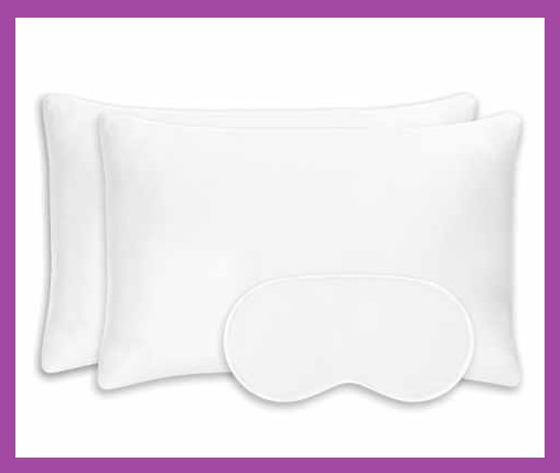 Nordstrom ~ Me ~  Glow Beauty Boosting Deluxe Set  (25% off)  ($135 Value)  Reg: $95.00  Now: $71.00  + 3 free samples + Free shipping   What it is: A beauty-boosting pillowcase and eye mask duo clinically proven to promote glowing, younger-looking skin, and to help smooth hair night after night.