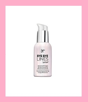 QVC ~IT Cosmetics Bye Bye Lines Advanced Anti- Aging Smoothing Serum  QVC PRICE: $58.00  FEATURED PRICE: $52.74  + S&H:$3.00