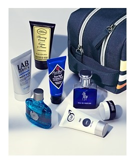 Bloomingdale's ~  Free 8-piece gift with any $100 Men's Skincare or Fragrance Purchase  + Free shipping with any $50 beauty order or Free Loyallist shipping (It's free to  join !)