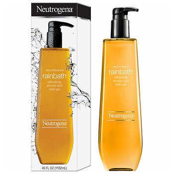 Costco ~ Neutrogena Rainbath Shower Gel , 40 fl. oz. (4 scents) Reg: $19.99 Now: $15.99 + Free shipping (It's $25.99 at  Walmart )