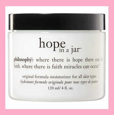 Walmart ~  Philosophy Hope In A Jar  $31.59 + Free shipping   (It's $69 with an exraa 15% off with promo code: FRIEND ~Ends 5/7 ~ at  Macy's )   Features:  4 oz Hope In A Jar  Reduces Wrinkles  Exfoliates & Improves Skin Texture