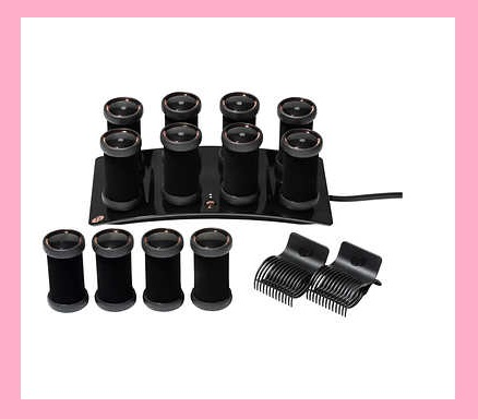 "Costco ~  T3 Volumizing Hot Rollers LUXE 12-piece Set  Reg: $79.99 Now: $59.99 (Ends 5/13) + Free shipping   Features:  (12) 1.25"" Rollers & 12 Crease-free Clips  T3 HeatCore Technology  Velvet Flocking Imparts Shine  Dual Temperature Settings  Luxurious Storage Case  Limit 5 per member"
