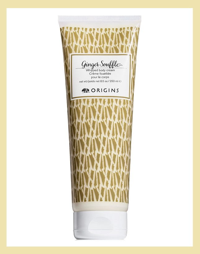 Macy's ~ Origins ~  Ginger Souffle Whipped Body Cream  (250 ml)  $22.00  ($43.00 Value)  +  FREE SUPERSTART Packette with any skincare purchase  + Free shipping and returns on any beauty order  (A 200 ml retails for $35)   (GWPs are while supplies last!)