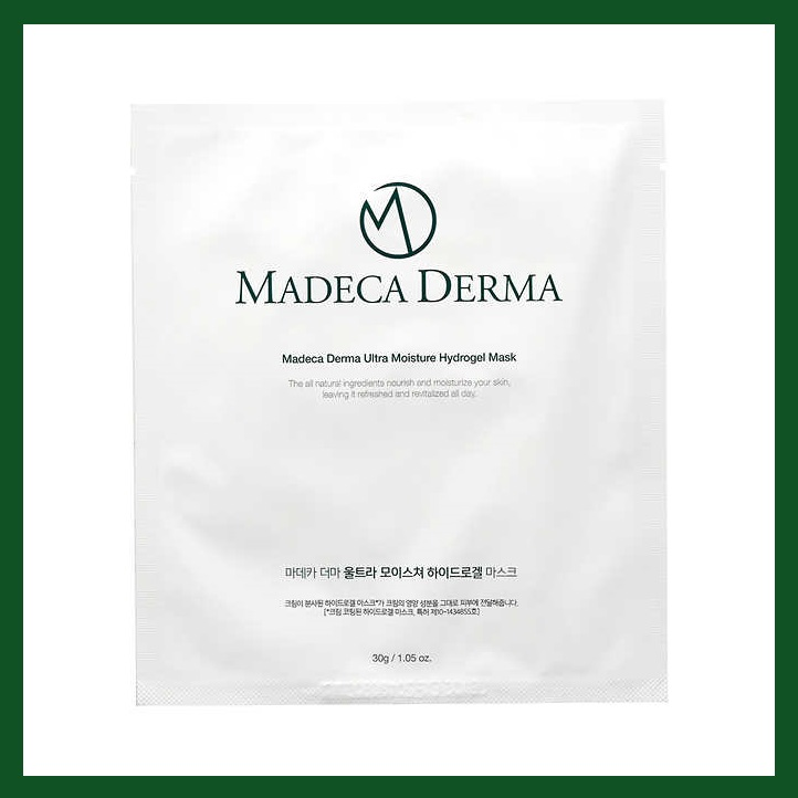 Costco ~  Madeca Derma Ultra Moisture Hydrogel Mask  (10-Count)  Reg: $25.99 Now: $18.99 (Ends 6/25) + Free shipping   (It's $48.99 at  American Fusion )   Features:  10-Count Hydrogel Mask  Moisturizes & Soothes  Improves Skin Elasticity  Optimizes Oil-Water Balance  Reinforces Skin Barrier