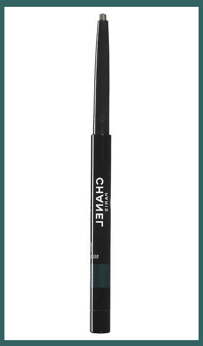 Costo ~ (Member Item Only)  Chanel Stylo Yuex Eyeliner Waterproof 60 Celadon  $21.99 + Free shipping   (It's $33 at  Chanel )    Features:   (1) Chanel Stylo Yuex Waterproof Eyeliner  Long-Lasting Definition  Waterproof and Smudge-proof Formula  Silicone Enriched Formula  Delivers Smooth and Even Lining