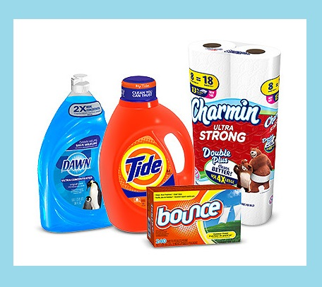Target ~  Buy 2, Get a $5 Gift Card on Select Household Essentials  (Ends 6/23/2018 at 11:59pm PT.)+ Free shipping with $35 order