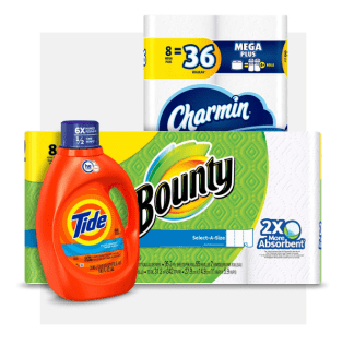 Target ~ $10 Gift Card when you buy 3 Select Household Essential Items  (Ends 6/30/2018 at 11:59pm PT.) + Free shipping with any $35 order