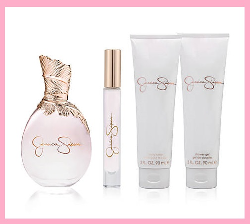 Belk ~  Jessica Simpson Signature Gift Set ($100 value) Reg: $65 Now: $25  + Free shipping on any beauty order  Jessica Simpson Signature blends bright citruses, romantic florals, and warm notes of vanilla and sandalwood for a bold fragrance experience that captures the essence of every woman's journey. This Signature Jessica Simpson 4 piece gift set includes a 3.4-oz. Eau de Parfum Spray, a 0.2-oz. Eau de Parfum Rollerball, 3.0-oz. Body Lotion, and a 3.0-oz. Shower Gel.