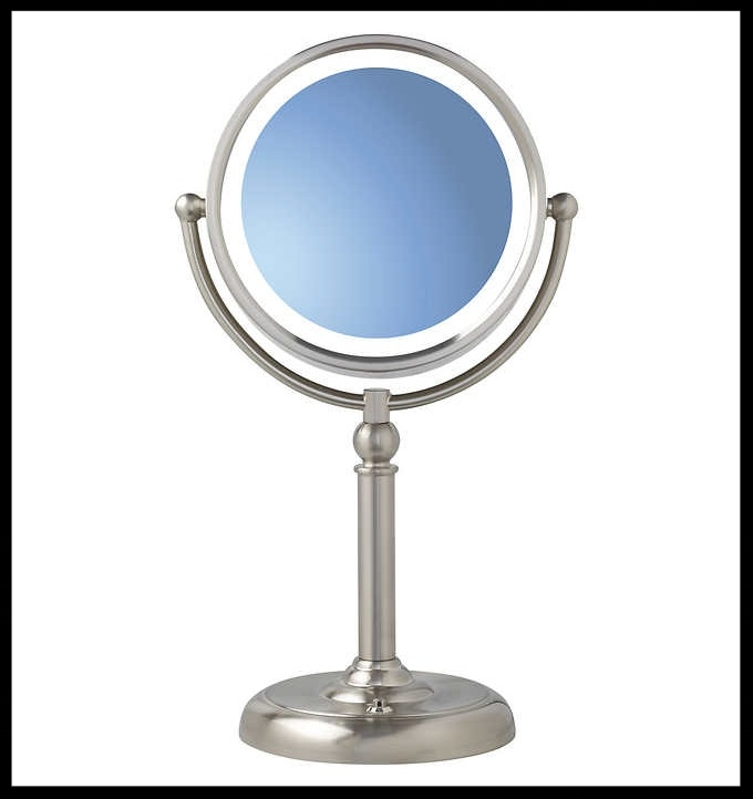 Costco ~  Sunter LED Natural Daylight Vanity Mirror  Reg: $19.99 Now: $14.99 (Ends 9/30) + Free shipping
