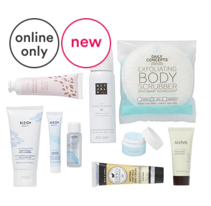 Ulta ~ Beauty Break ~  Free Prestige Bath 9-Piece Sampler with any $50 online purchase  (Just add to cart)