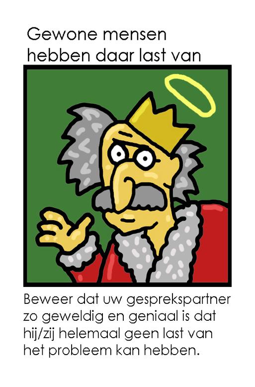 Plaagspel provocatief coachen Vendl