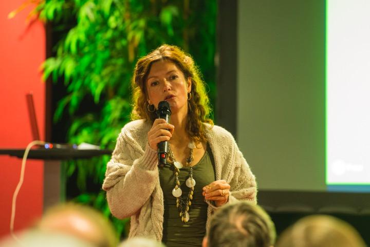 Spreken op congressen