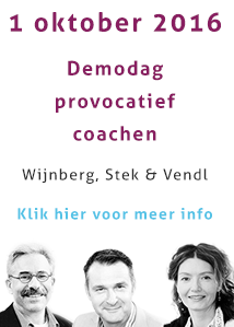 Demodag provocatief coachen