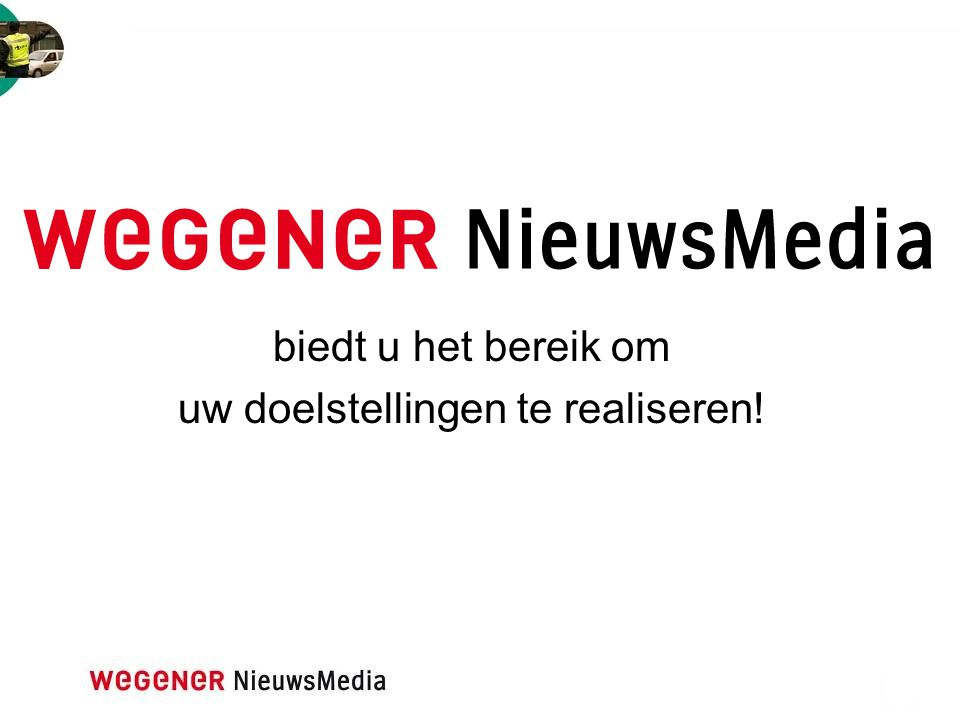 Wegner NieuwsMedia - Referentie Vendl