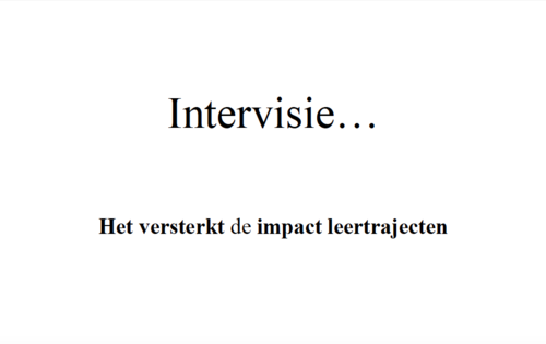 Intervisie Vendl