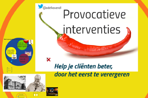 Provocatieve interventies