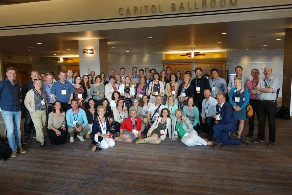 ATD congres in Amerika