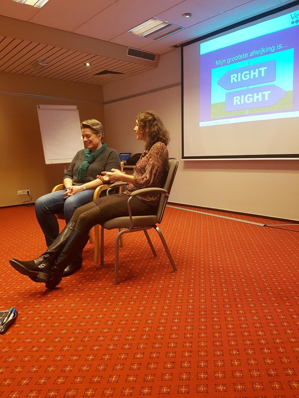 provocatieve training bij Blankestijn & Partners