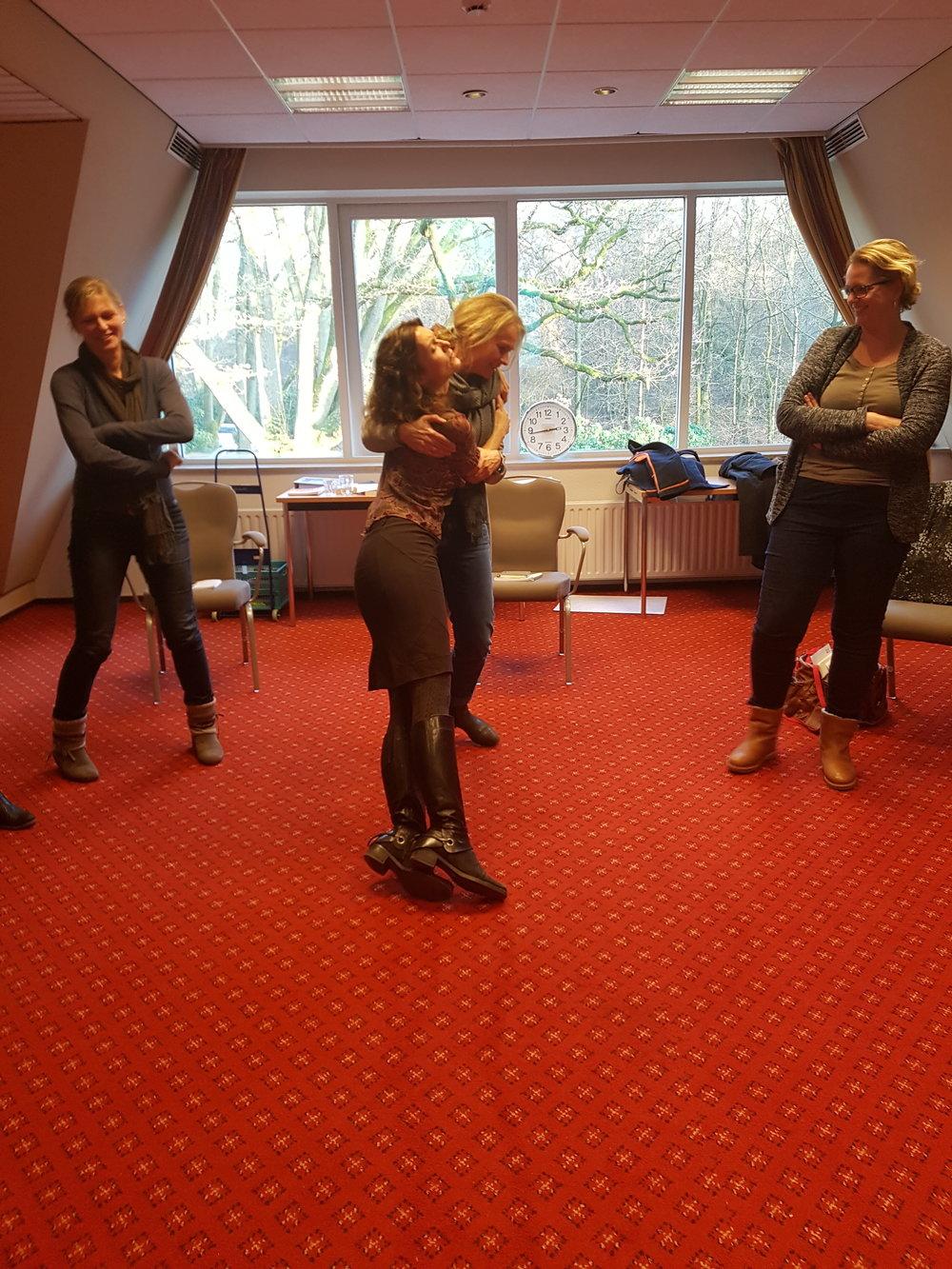 Training provocatief coachen van Adelka Vendl