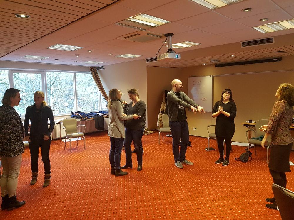 Provocatief coachen in kleine groepen