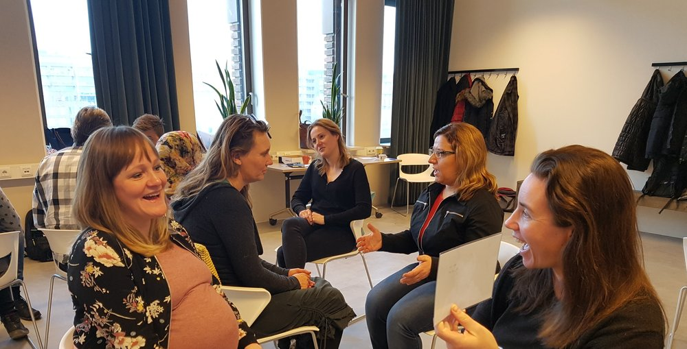 UNLP - Provocatief Coachen - Adelka Vendl