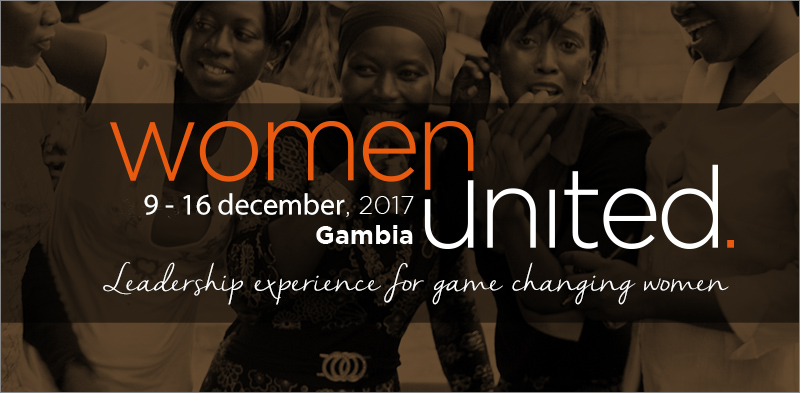 women united Gambia 2017