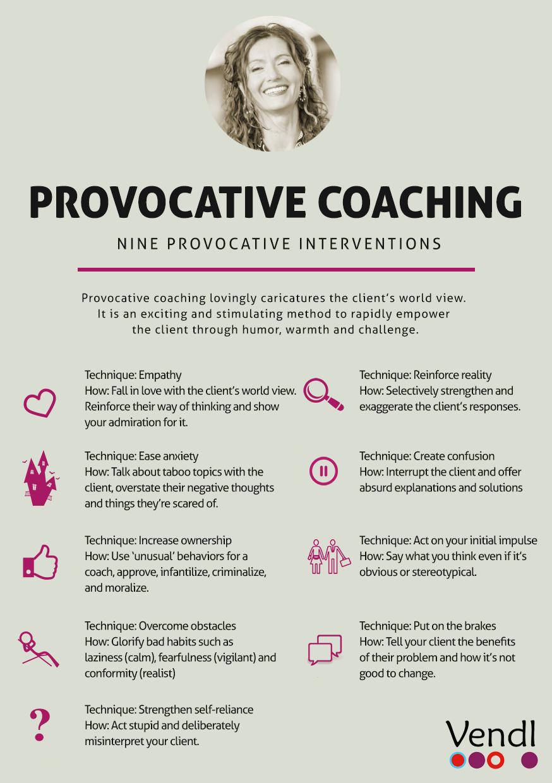 Nine provocative interventions