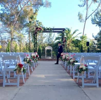 Three Weddings One Venue Designing For The Prado Balboa Park