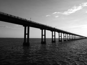 Pamban Bridge @ Rameshwaram, India