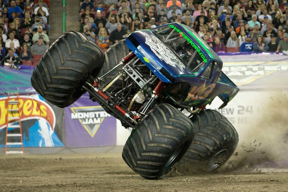 Photo taken from MonsterJam.com