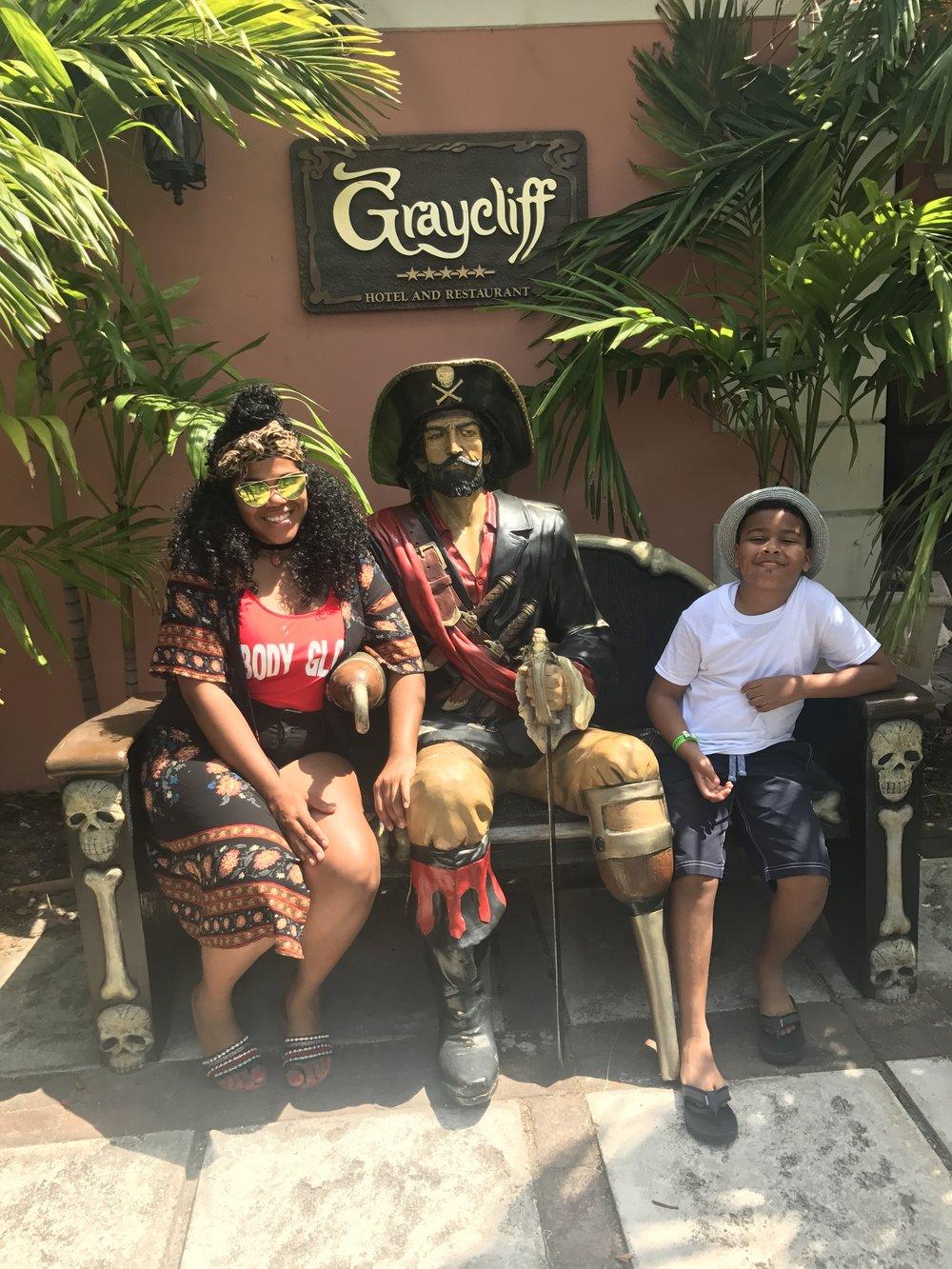 mom blog motherhood savvy mom working mother bahamas cruise carnival