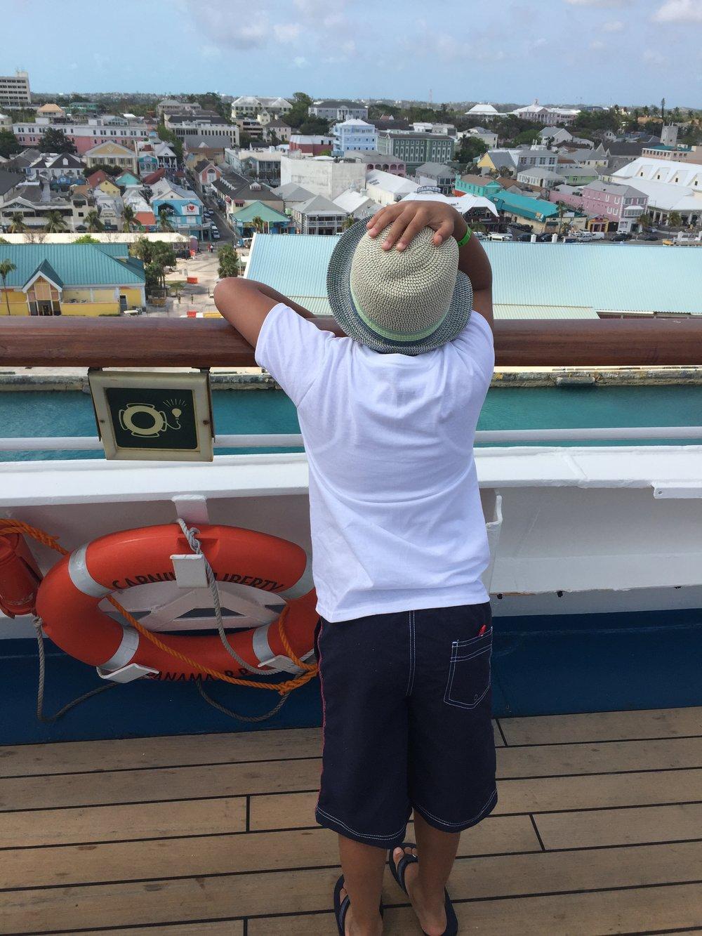 mom blog motherhood savvy mom working mother bahamas cruise