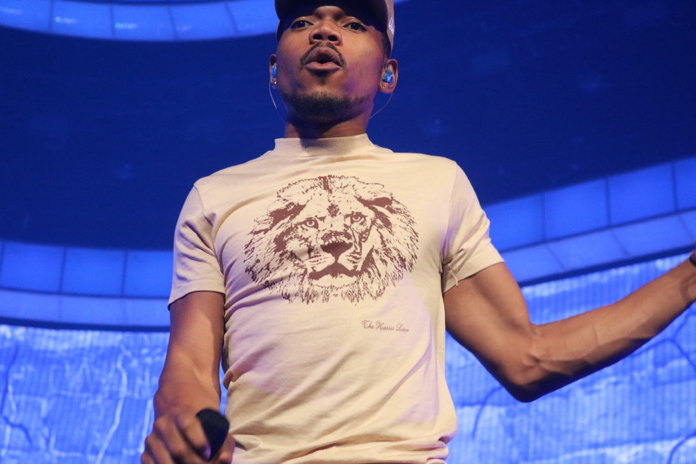 rap culture melanin hip hop grammy awards be ecnouraged tour chance the rapper tampa fl amelia arena