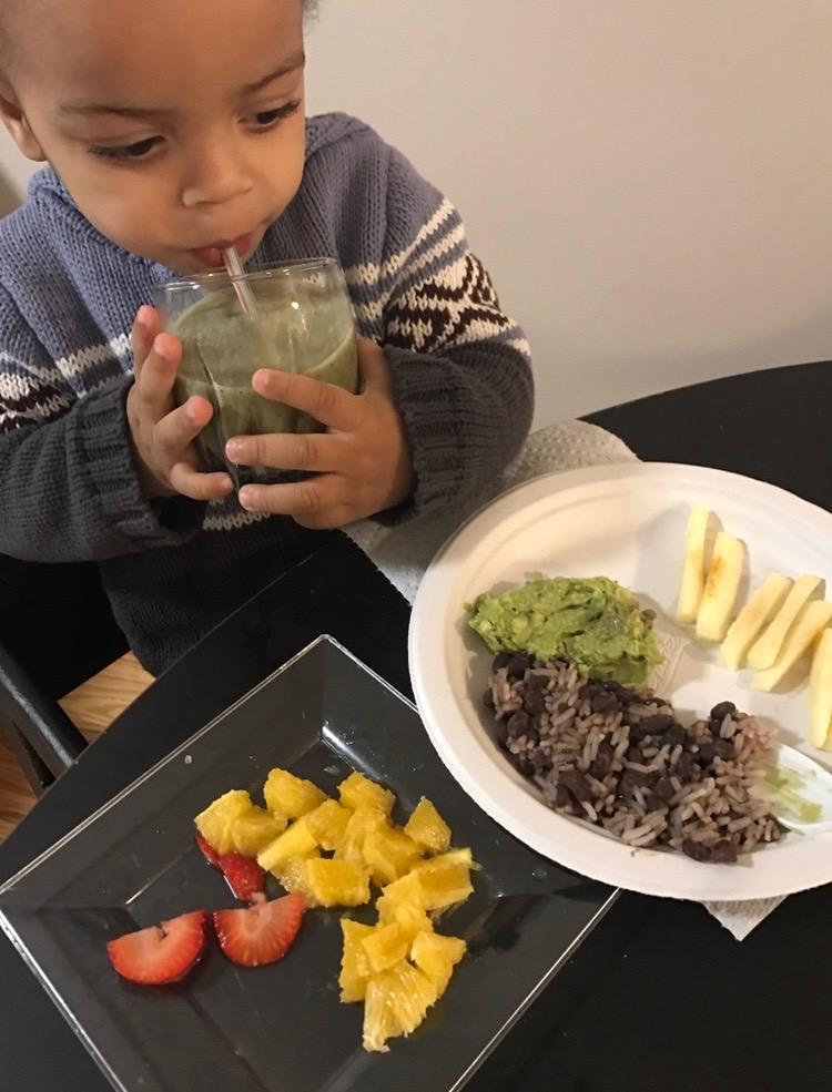 what the health eating vegan kids