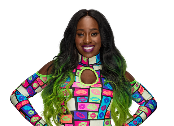 Naomi  - She won title as my favorite due to her performance and DIVA filled entrance (Naomi & Becky Lynch vs. Tamina, Carmella & Lana