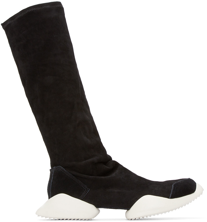 clearance pick a best Rick Owens mid-calf boots low cost online very cheap for sale very cheap qjDSiv