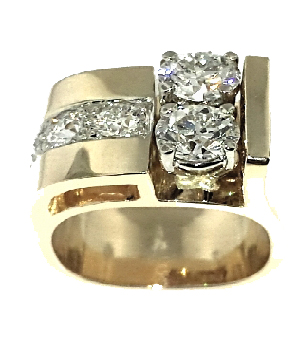 Custom design Rings| Gold Star Jewellers
