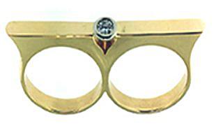 Two-finger ring