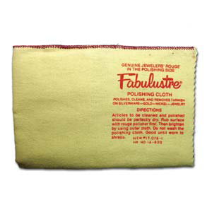 Fabulustre Polishing Cloth Sold in-store $15.99 each
