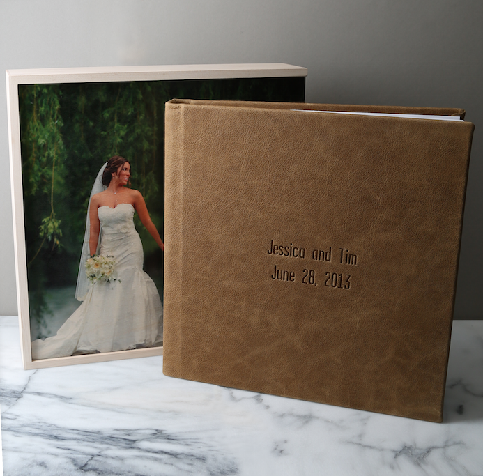LUXE WEDDING ALBUMS