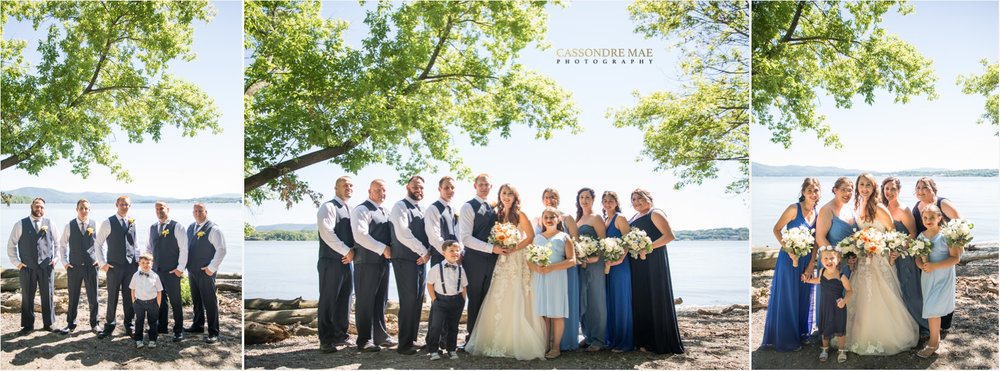 Cassondre Mae Photography Long Dock Park Wedding